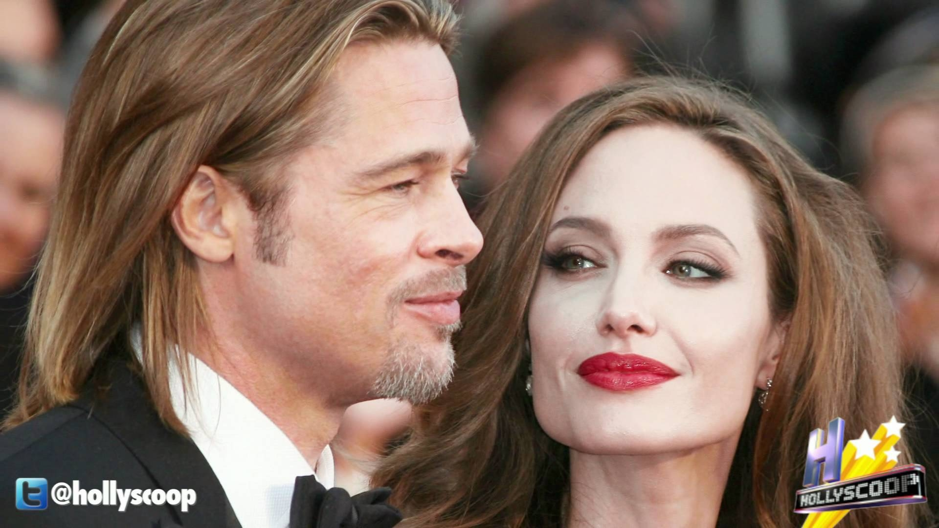 Brad Pitt Gives Angelina Jolie A Cheaper Ring Than Jennifer In Jennifer Aniston Wedding Rings (View 11 of 15)