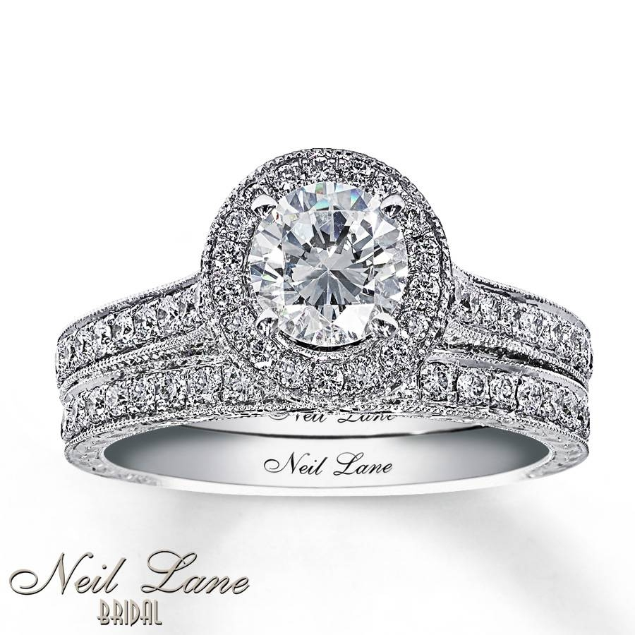 Bridal Sets: Neil Lane Bridal Sets Kay Jewelers, Kay Jewelers With Regard To Kay Jewelers Wedding Bands Sets (View 3 of 15)