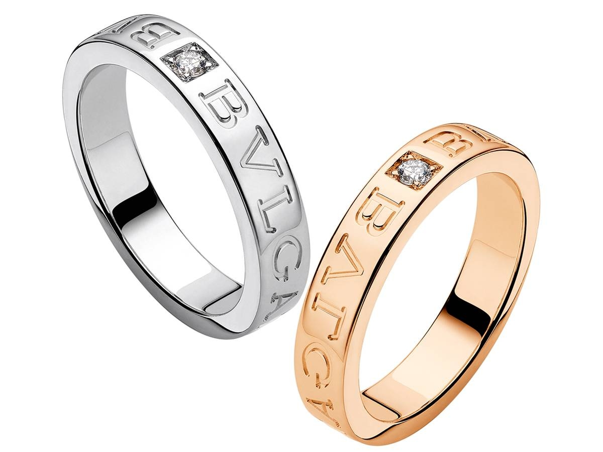 15 best ideas of bvlgari men wedding bands With wedding ring bulgari