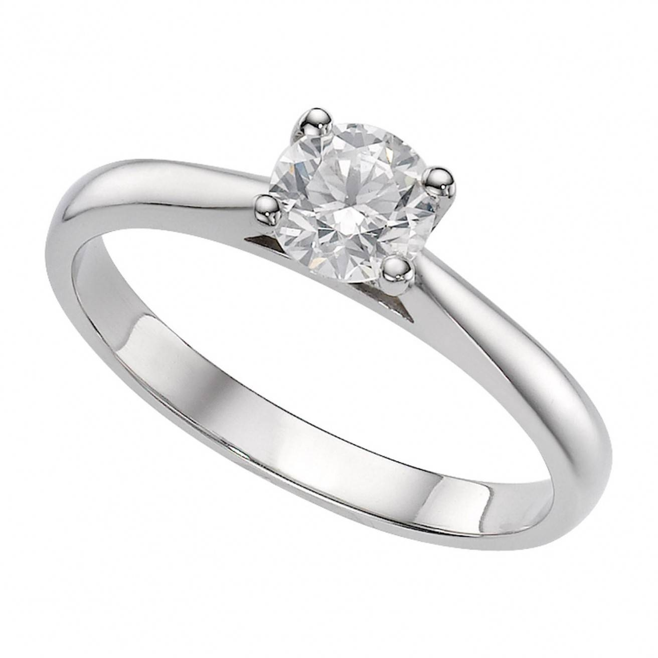 Buy A Platinum Engagement Ring Fraser Hart With Regard To Diamond And Wedding Rings