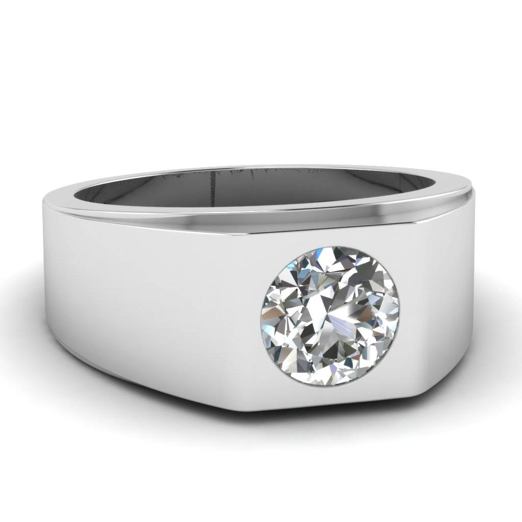 Buy Affordable Mens Wedding Rings Online | Fascinating Diamonds Inside Mens Wedding Rings With Diamonds (View 4 of 15)
