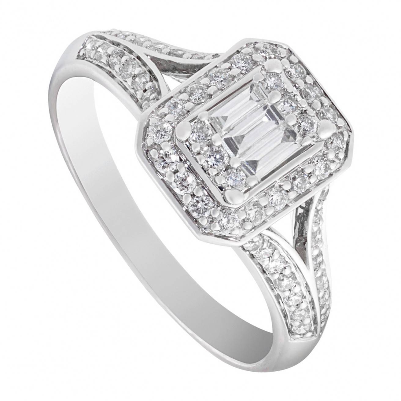 Buy An Engagement Ring Online – Fields (View 4 of 15)