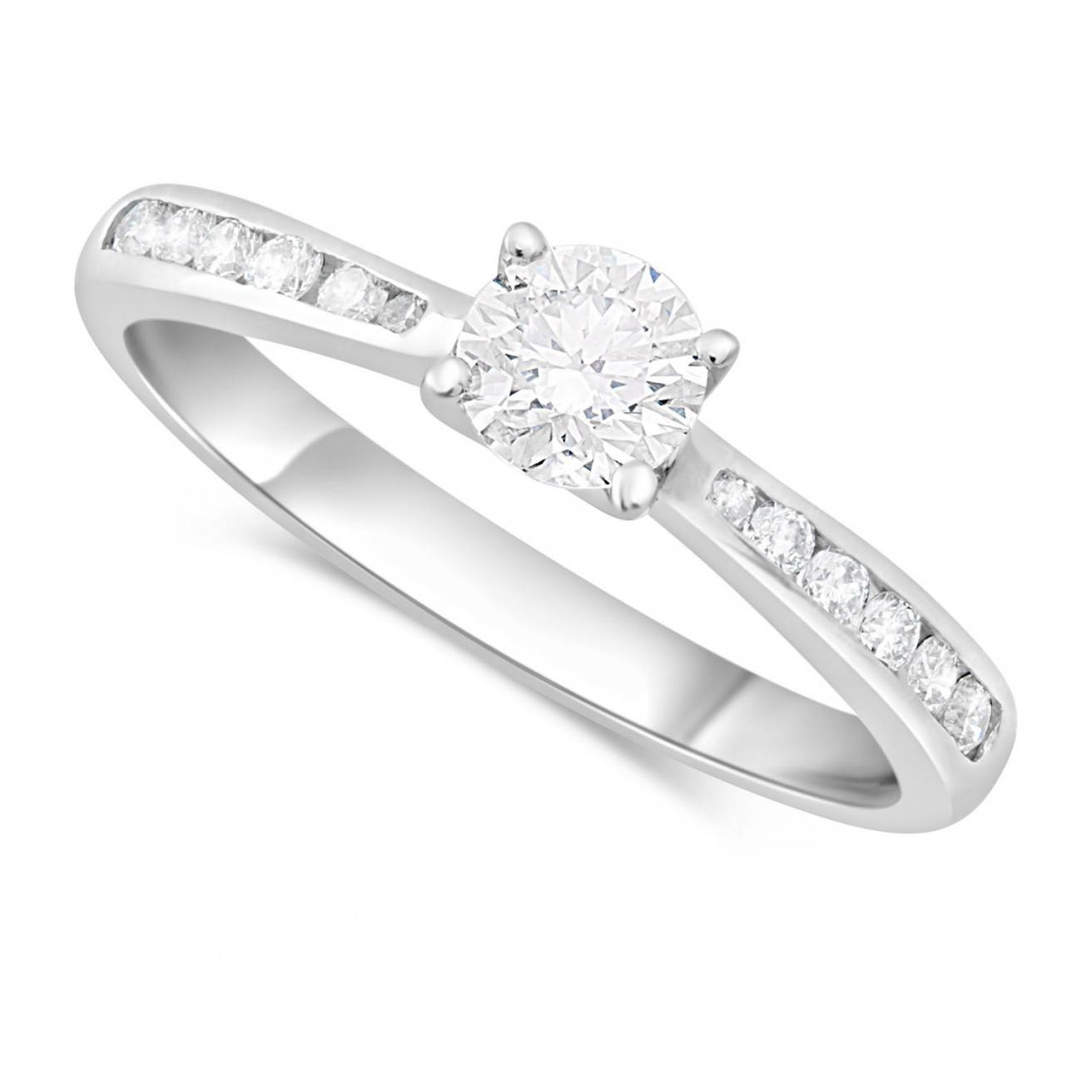 Buy An Engagement Ring Online – Fields.ie Inside Engagement Rings Ireland (Gallery 4 of 15)