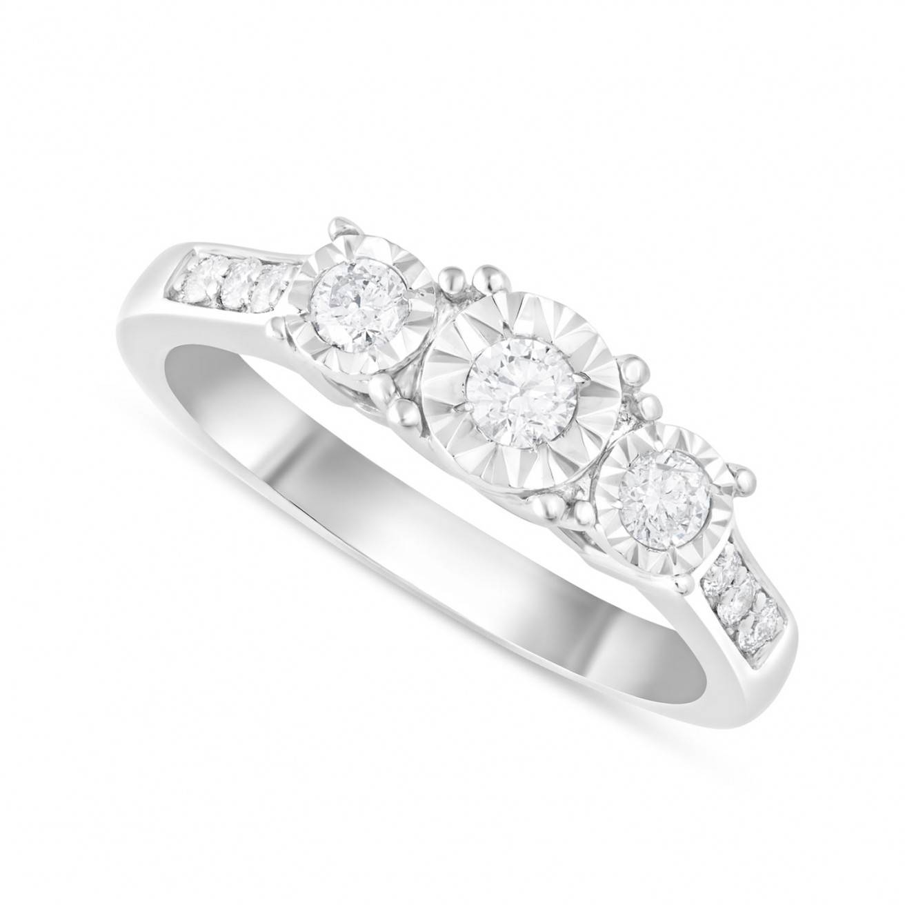 Buy An Engagement Ring Online – Fields (View 10 of 15)