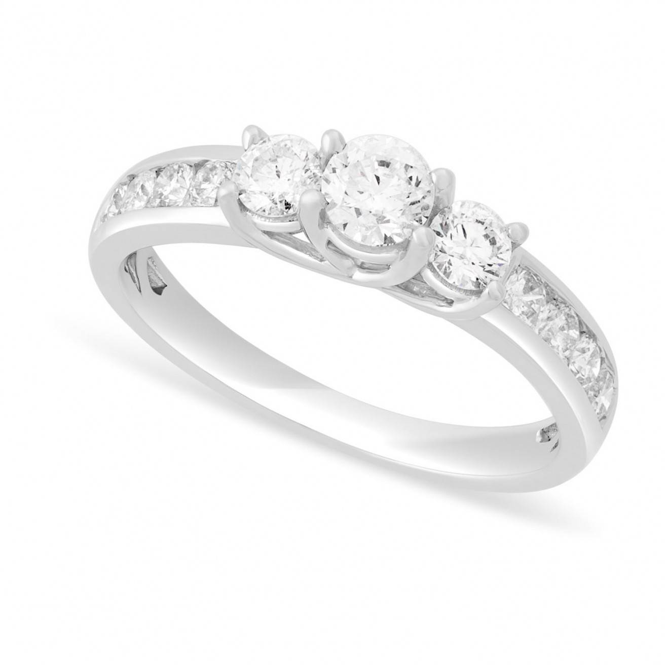 Buy An Engagement Ring Online – Fields (View 14 of 15)