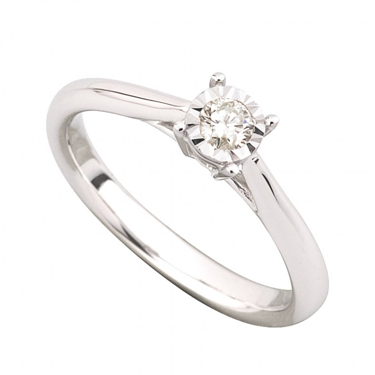 Buy Diamond Engagement Rings Online – Fraser Hart In White Gold And Diamond Wedding Rings (View 8 of 15)
