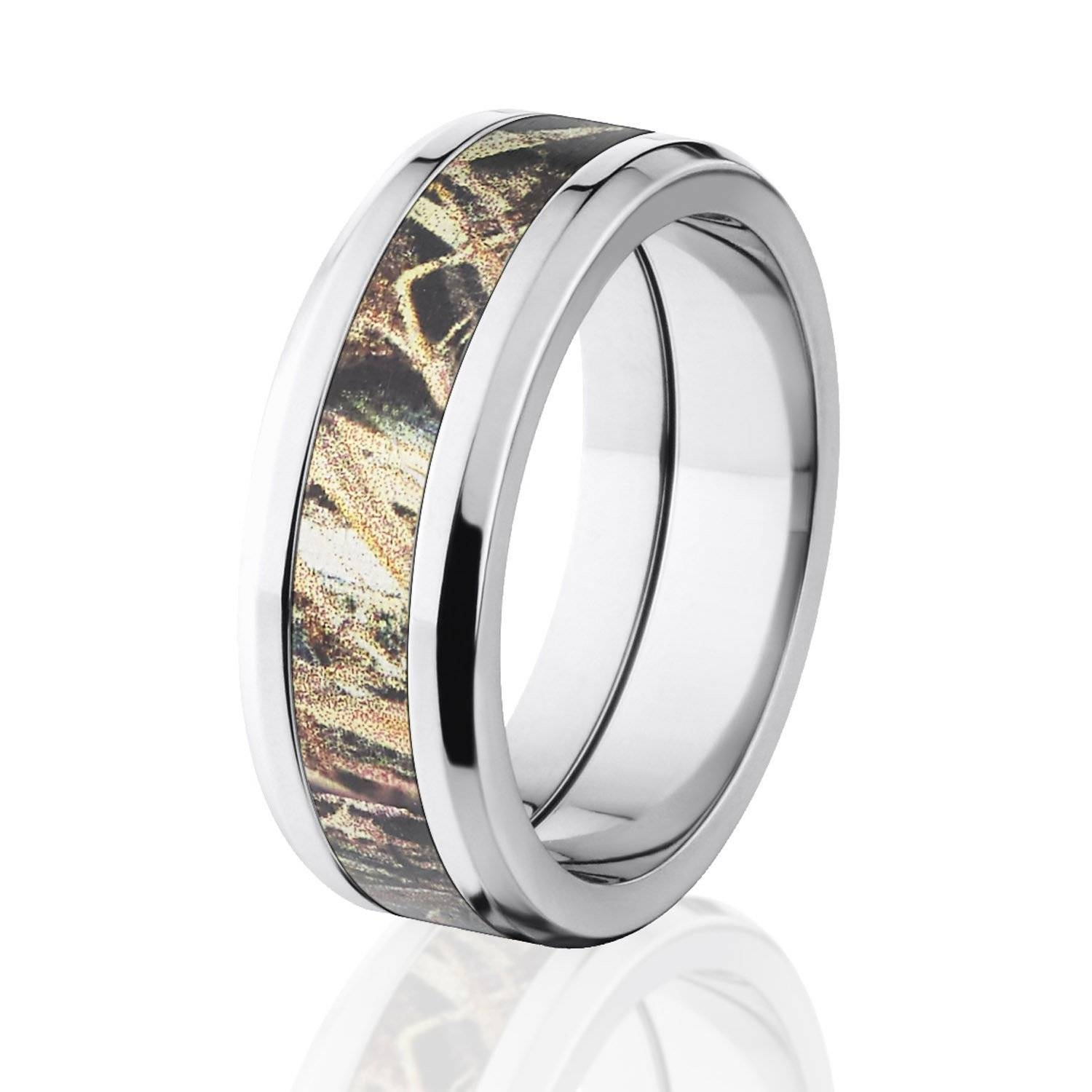 Camo Wedding Ring Sets — Marifarthing Blog : What Are Camo Wedding In Camo Wedding Rings With Diamonds (View 1 of 15)