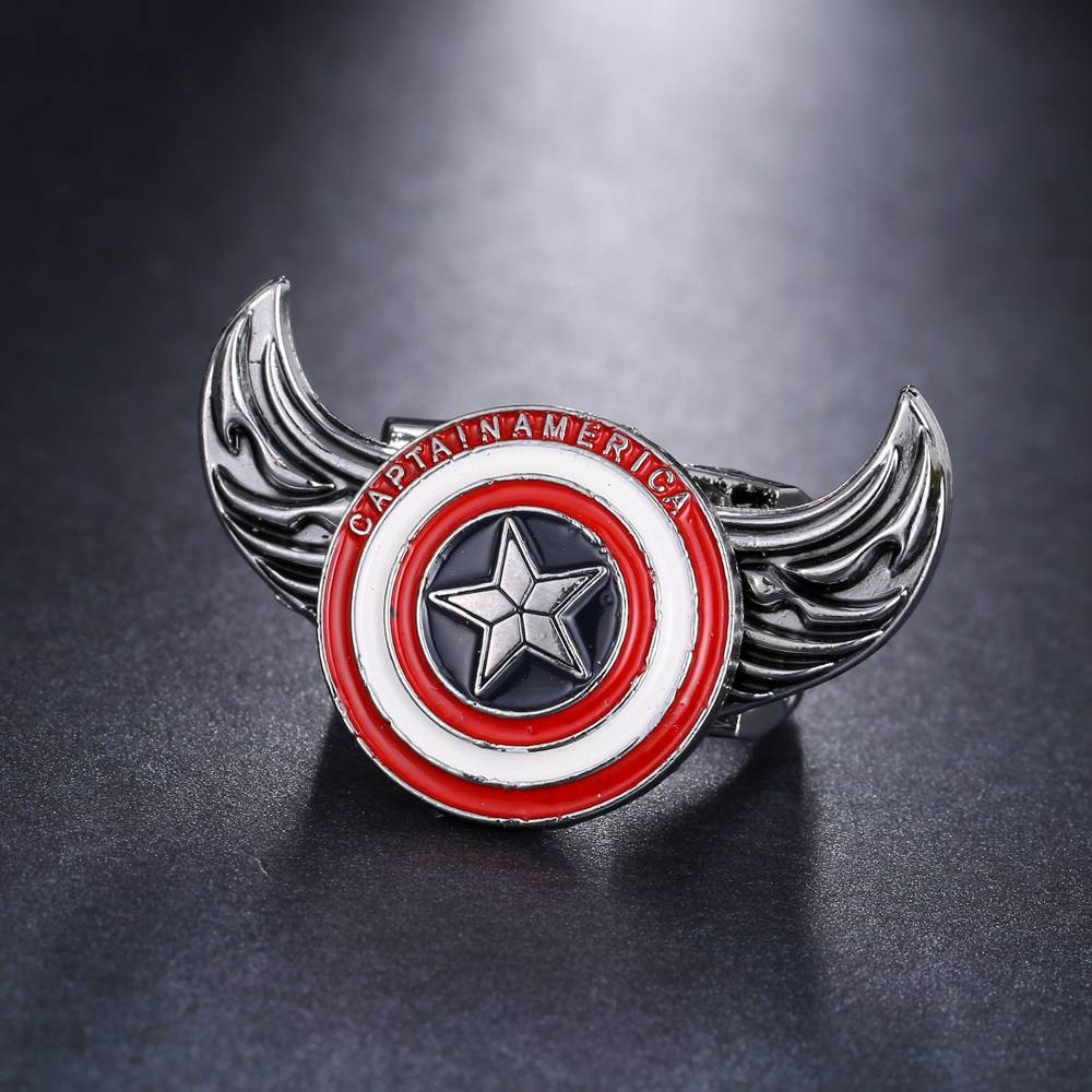Captain America Wedding Band – Mens Wedding Rings Intended For Captain America Wedding Bands (View 3 of 15)