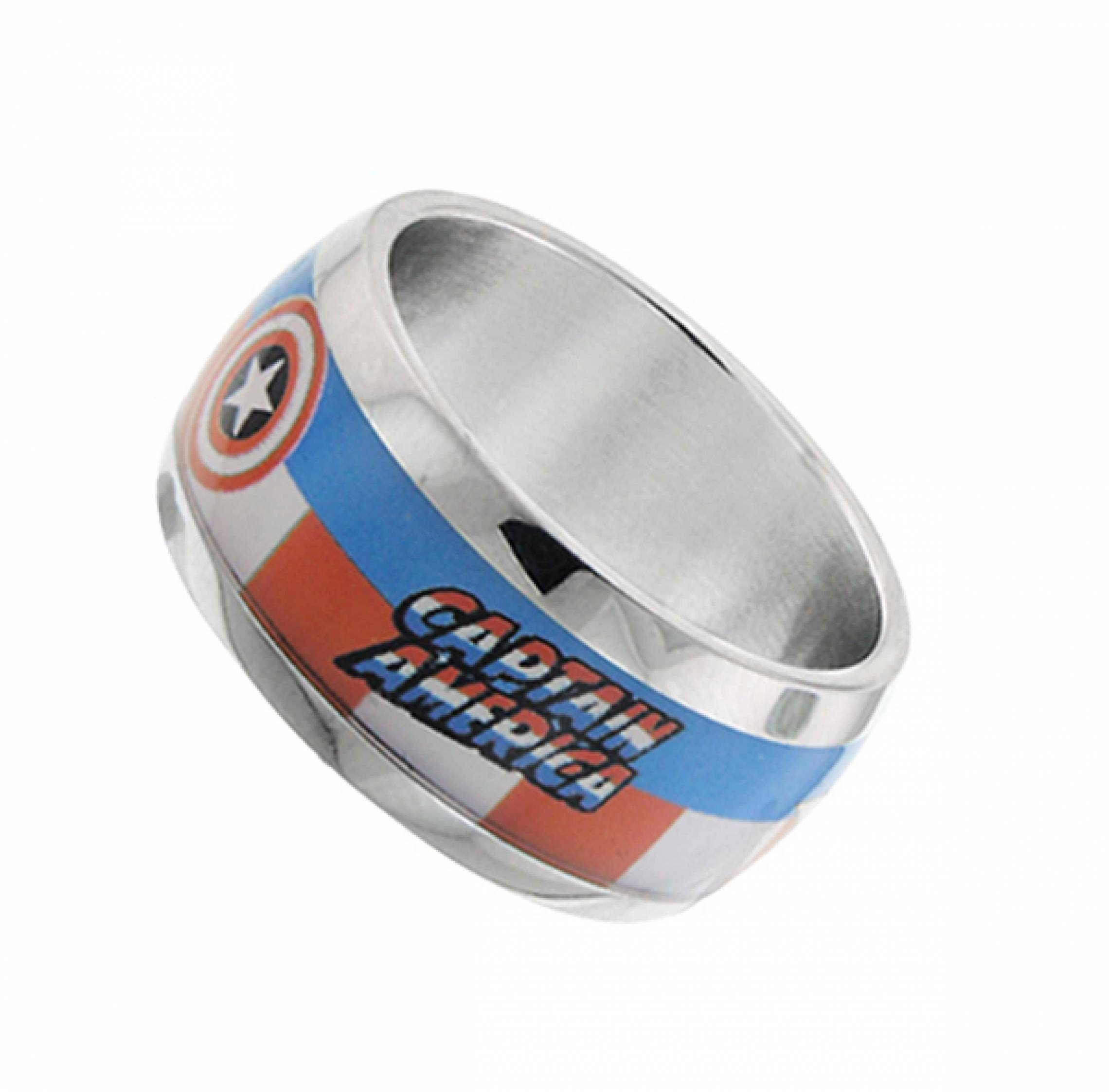 Captain America Wedding Band – Mens Wedding Rings With Captain Intended For Captain America Wedding Bands (View 4 of 15)