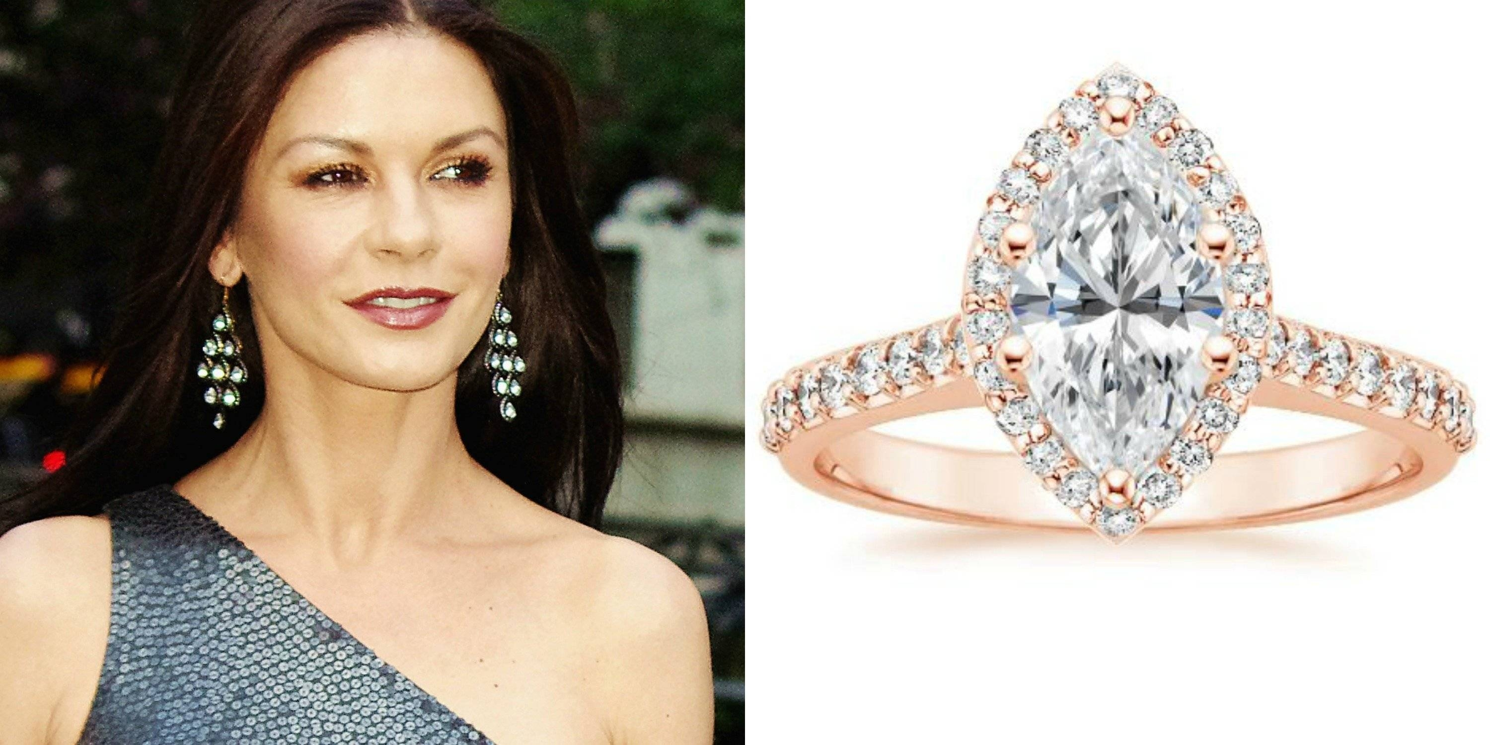 Celebrity Engagement Rings | Brilliant Earth In Hollywood Wedding Rings (Gallery 5 of 15)