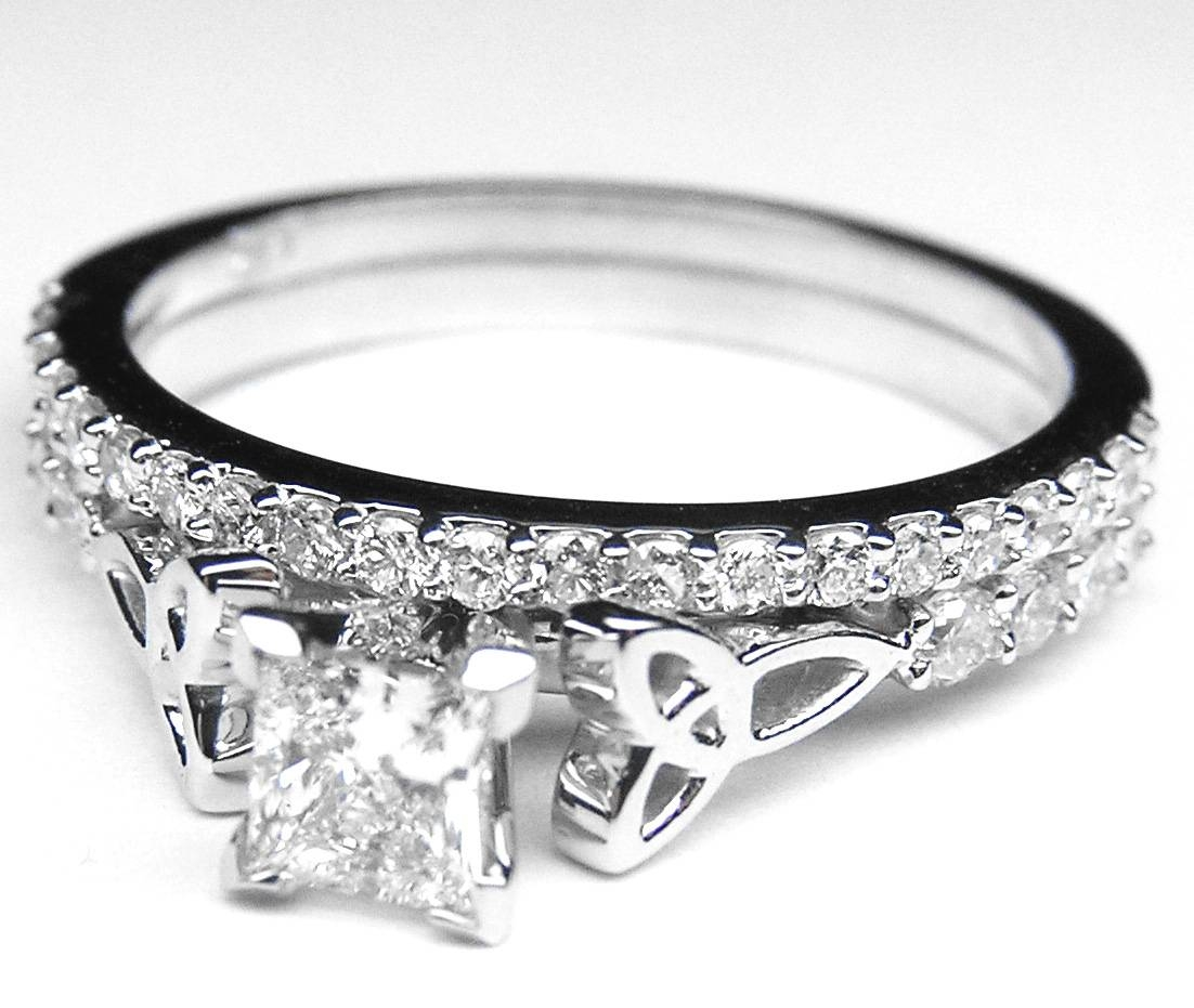 Celtic – Engagement Rings From Mdc Diamonds Nyc In Celtic Knot Engagement Ring Setting (View 4 of 15)