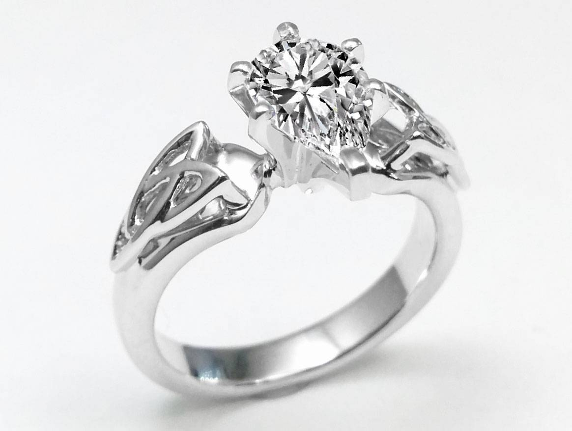 Celtic – Engagement Rings From Mdc Diamonds Nyc Within Celtic Engagement Ring Settings (View 8 of 15)