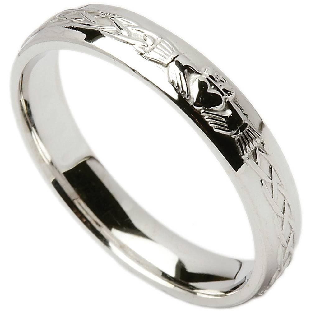Celtic Wedding Rings & Bands For Men & Women Pertaining To Celtic Wedding Bands For Him (View 5 of 15)
