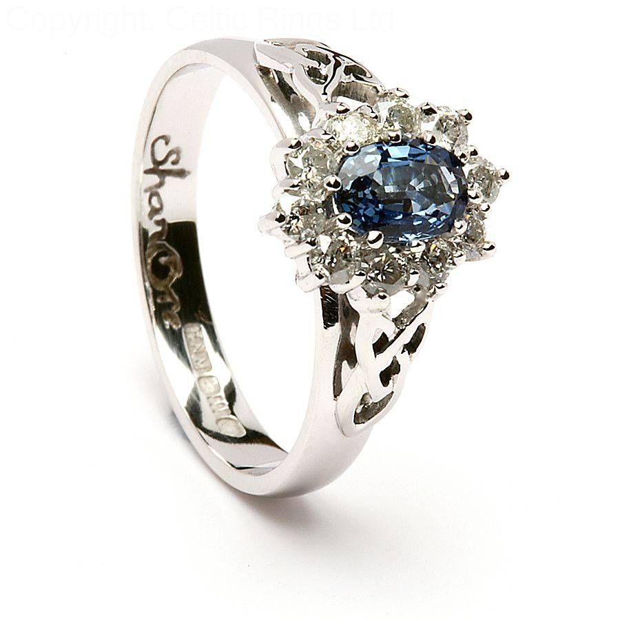 Celtic Wedding Rings – Google+ With Regard To Sapphire Celtic Engagement Rings (View 14 of 15)