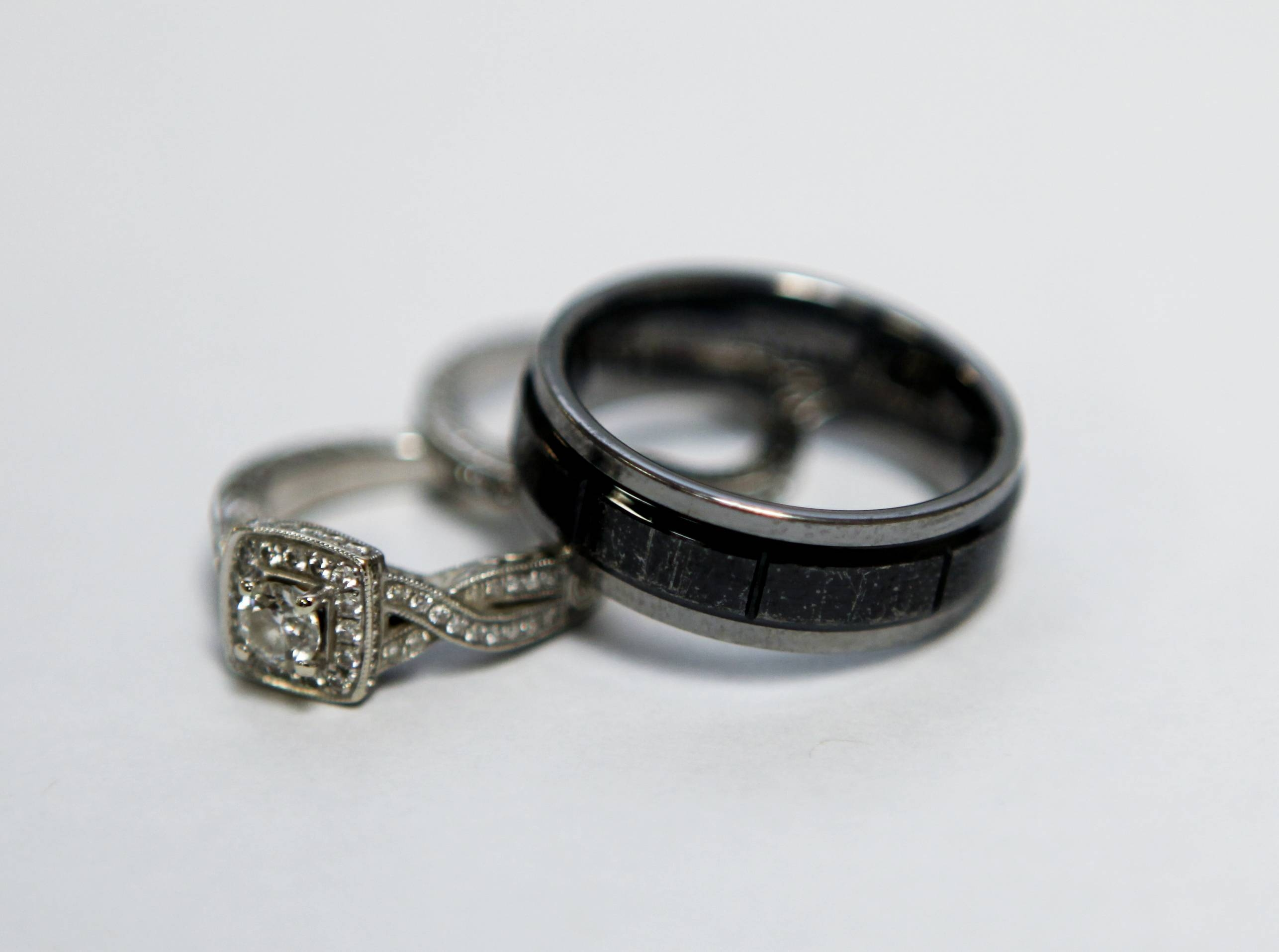 Charming Ideas Marine Wedding Rings Marine Corps Wedding Rings With Marine Corps Wedding Bands (View 4 of 15)