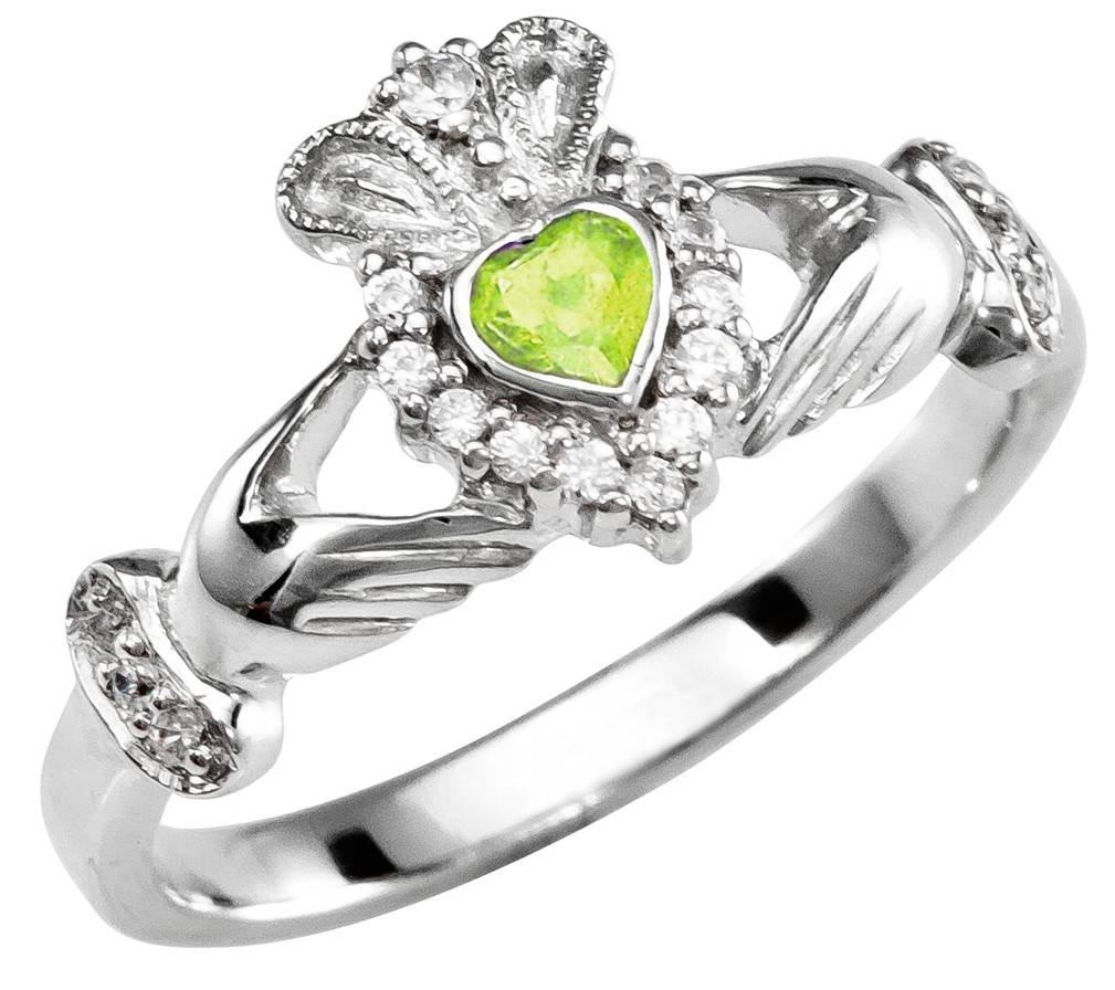 Claddagh Engagement Rings – Engagement Rings Inside Claddagh Engagement Rings (Gallery 7 of 15)