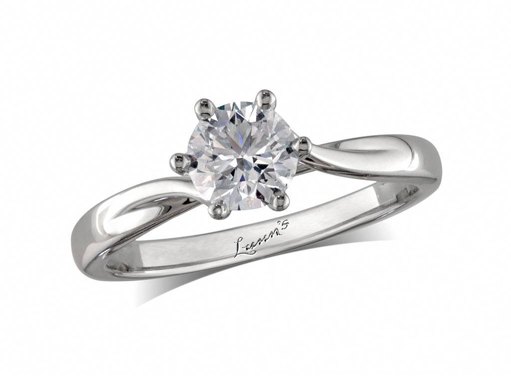 Classic Engagement Rings | Diamond Engagement Rings | Portfolio Of Intended For Engagement Rings Belfast (View 3 of 15)