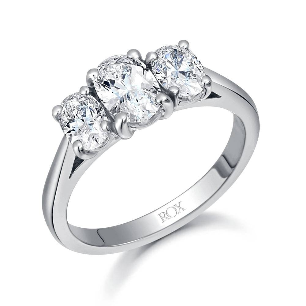 Featured Photo of Trilogy Engagement Rings