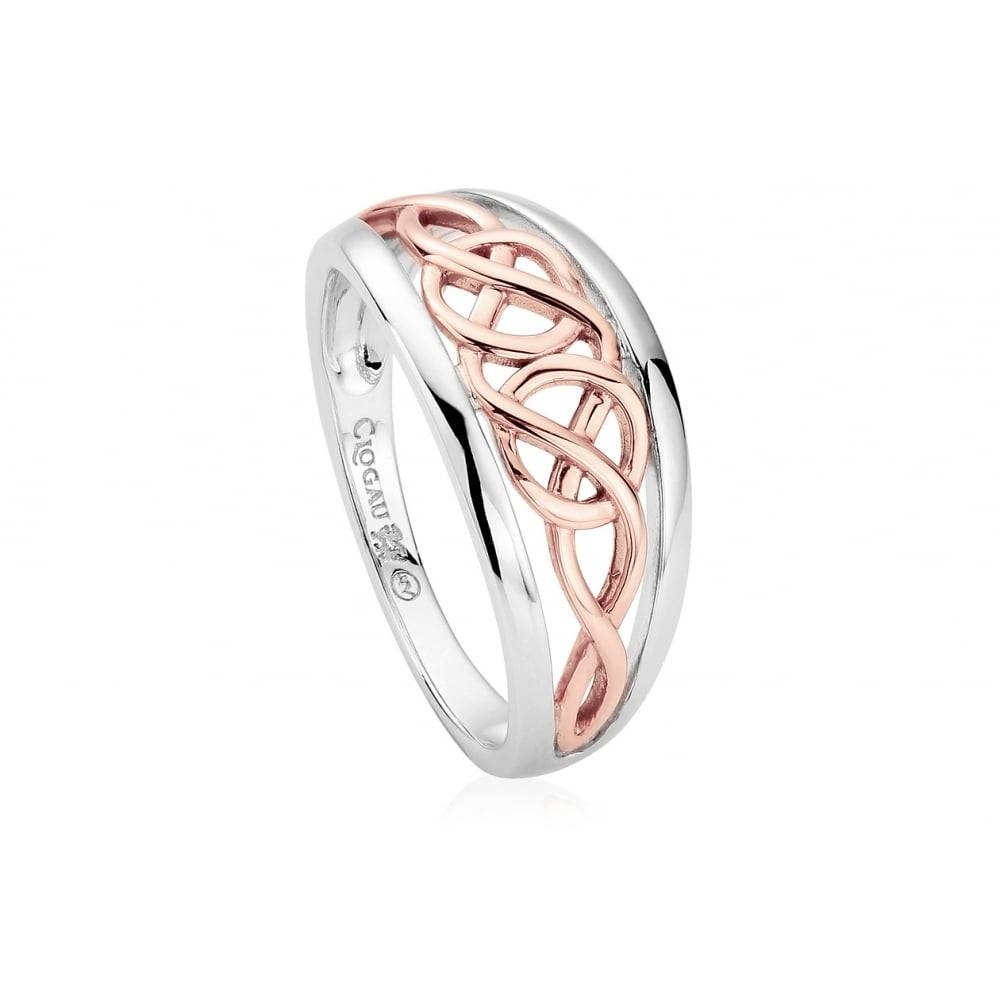 Clogau Welsh Royalty Ring – Jewellery From Paul Gentile Jewellers Uk With Regard To Welsh Engagement Rings (View 7 of 15)