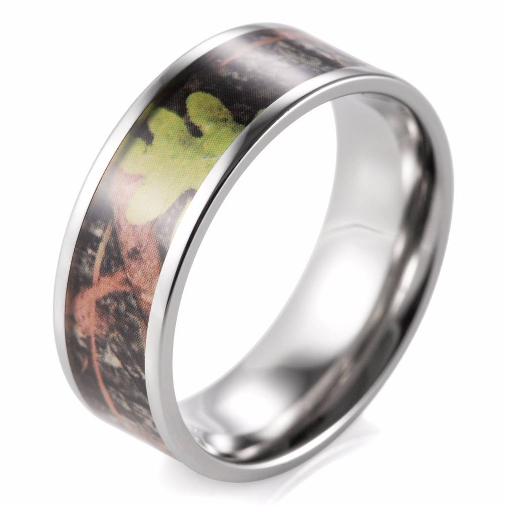 Compare Prices On Camo Wedding Rings  Online Shopping/buy Low Pertaining To Titanium Camo Wedding Rings (View 6 of 15)