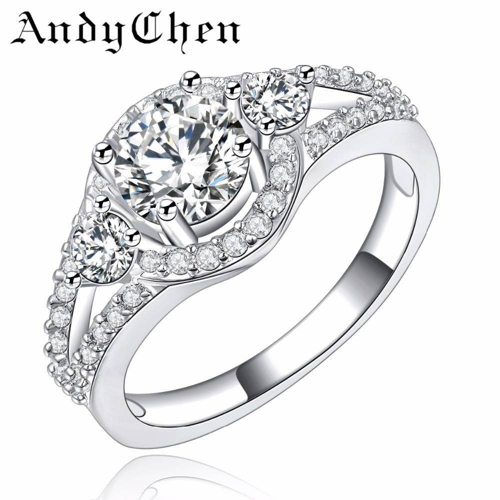 Compare Prices On Female Engagement  Online Shopping/buy Low Price For Female Engagement Rings (Gallery 12 of 15)