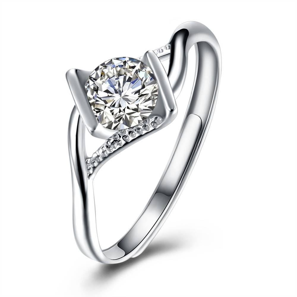 Compare Prices On Modern Design Engagement Rings  Online Shopping Within Modern Design Wedding Rings (View 3 of 15)