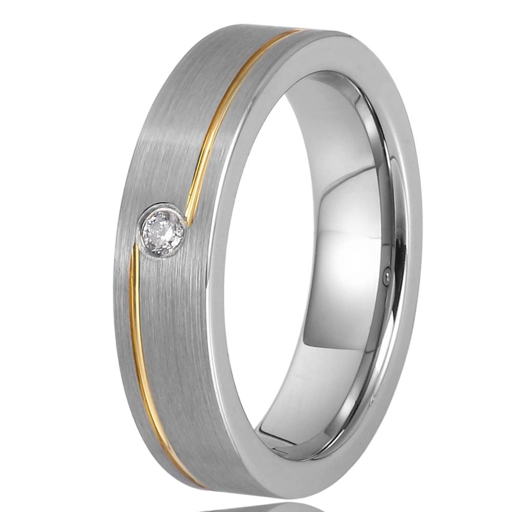 Compare Prices On Top Engagement Ring Online Shopping/buy Low For Vitalium Wedding Bands (View 11 of 15)