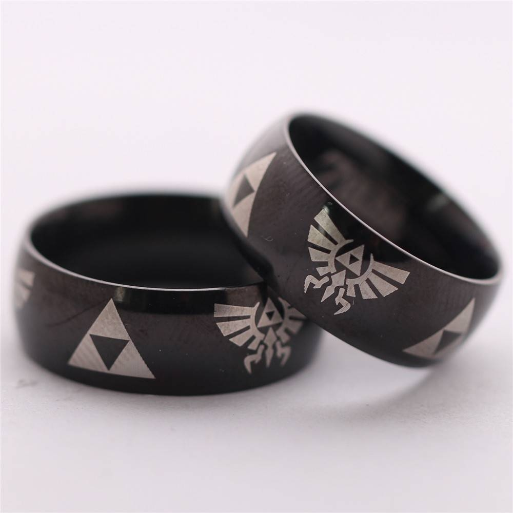 Compare Prices On Zelda Wedding Rings  Online Shopping/buy Low Regarding Anime Wedding Rings (View 5 of 15)