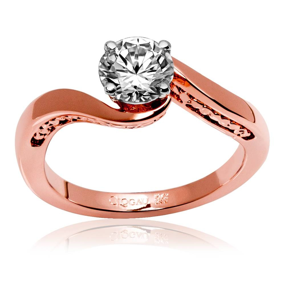 Compose | Ring Builder | Design Your Own Ring | Clogau Gold With Welsh Engagement Rings (View 8 of 15)
