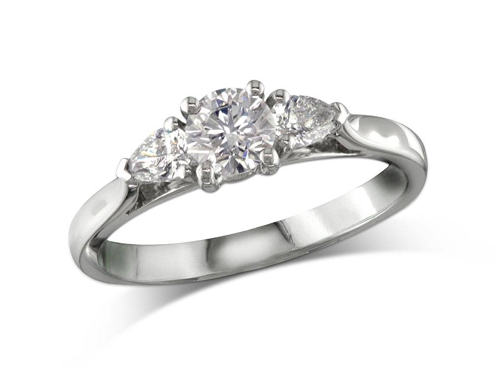 Contemporary Engagement Rings | Diamond Engagement Rings With Engagement Rings Belfast (View 4 of 15)