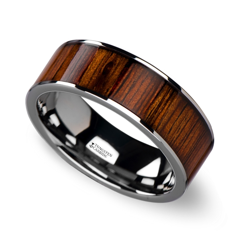 Cool Men's Wedding Rings That Defy Tradition Within Cool Mens Wedding Bands (View 4 of 15)