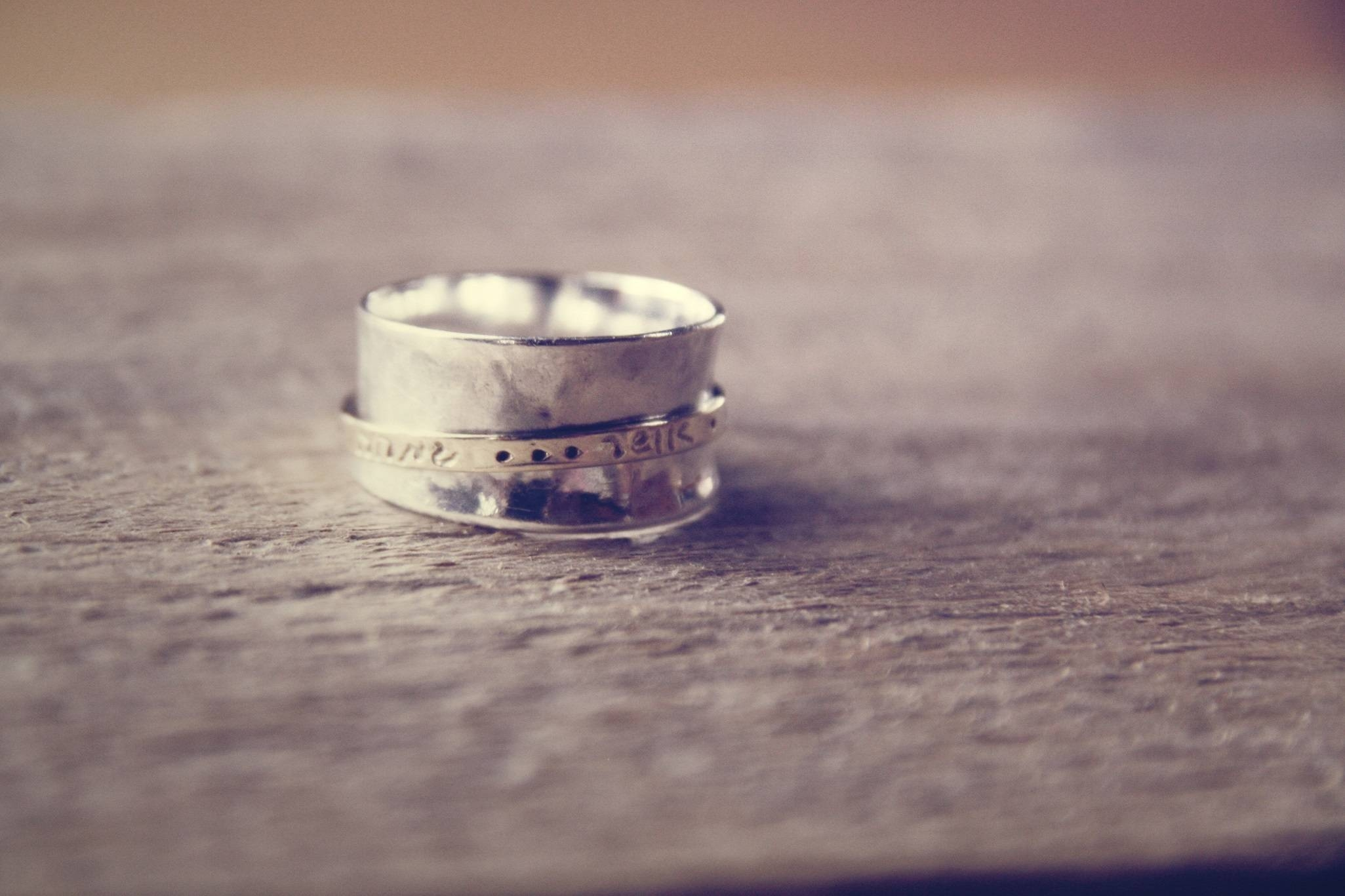 Cool Non Traditional Engagement Rings For Your Happy Day In Untraditional Wedding Bands (View 7 of 15)