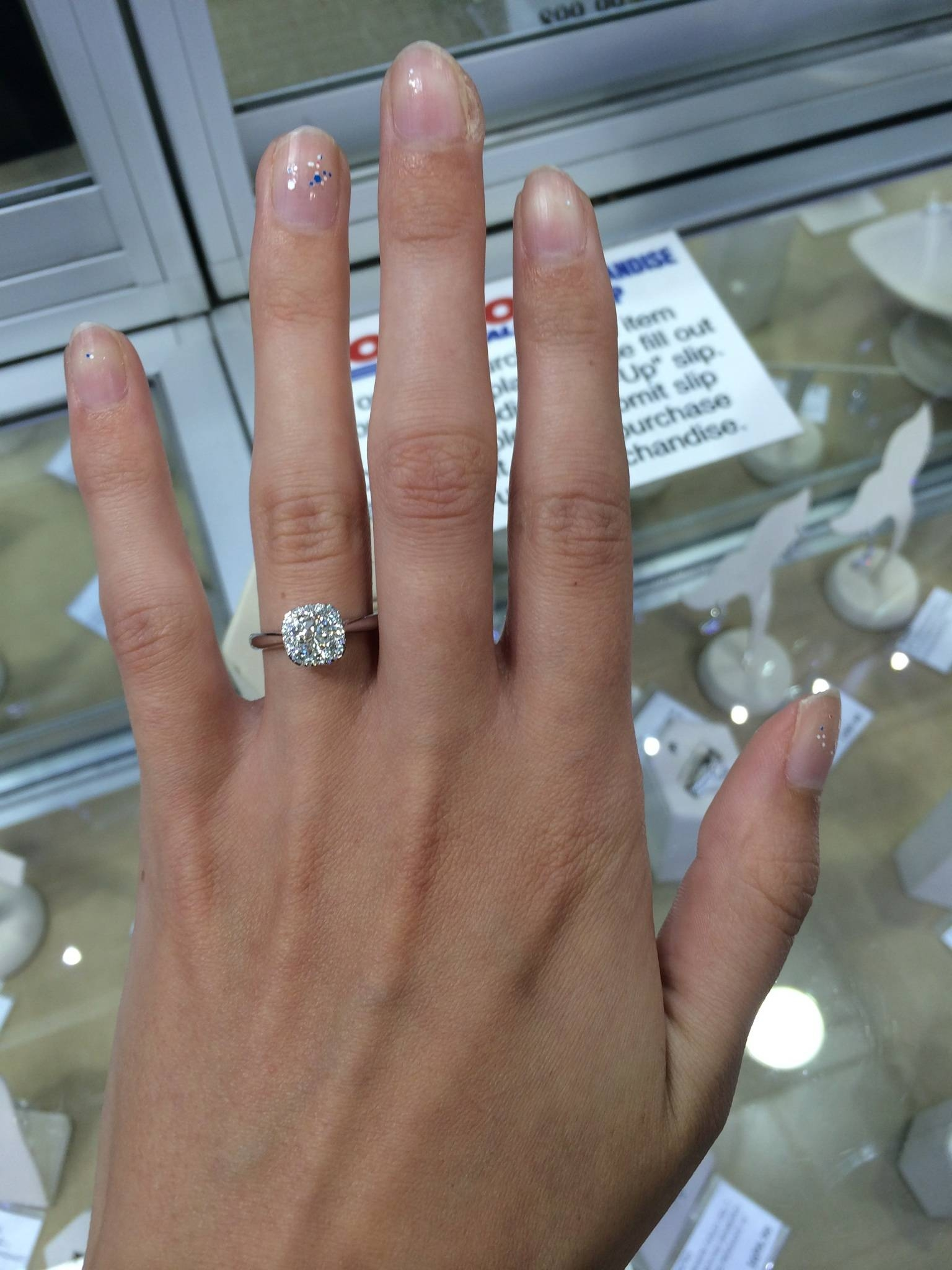 Costco Diamond Wedding Bands (View 2 of 15)