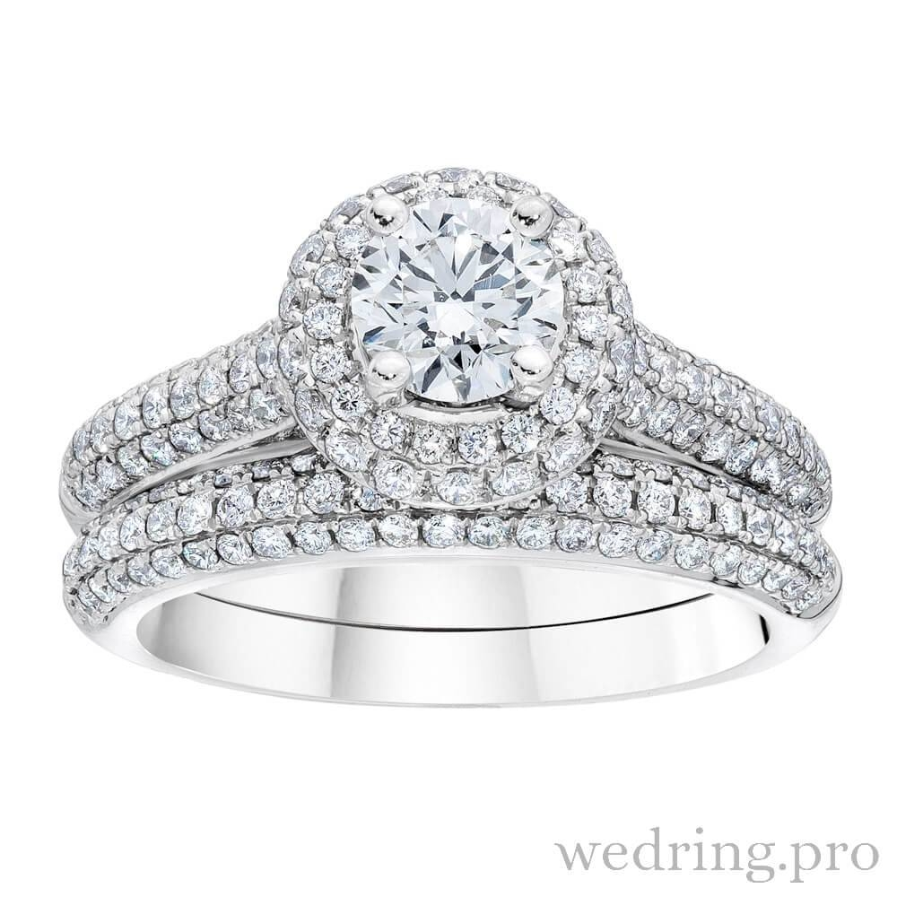 Photo Gallery of Costco Diamond Engagement Rings Viewing 6 of 15