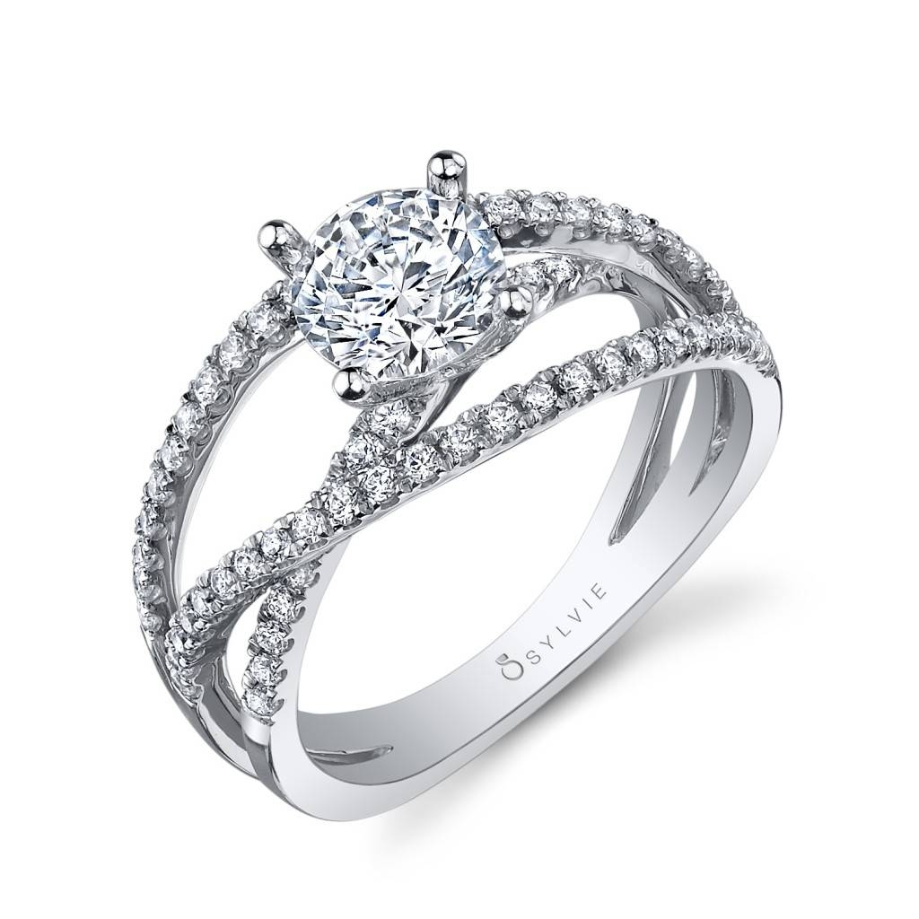 Featured Photo of Split Shank Wedding Rings