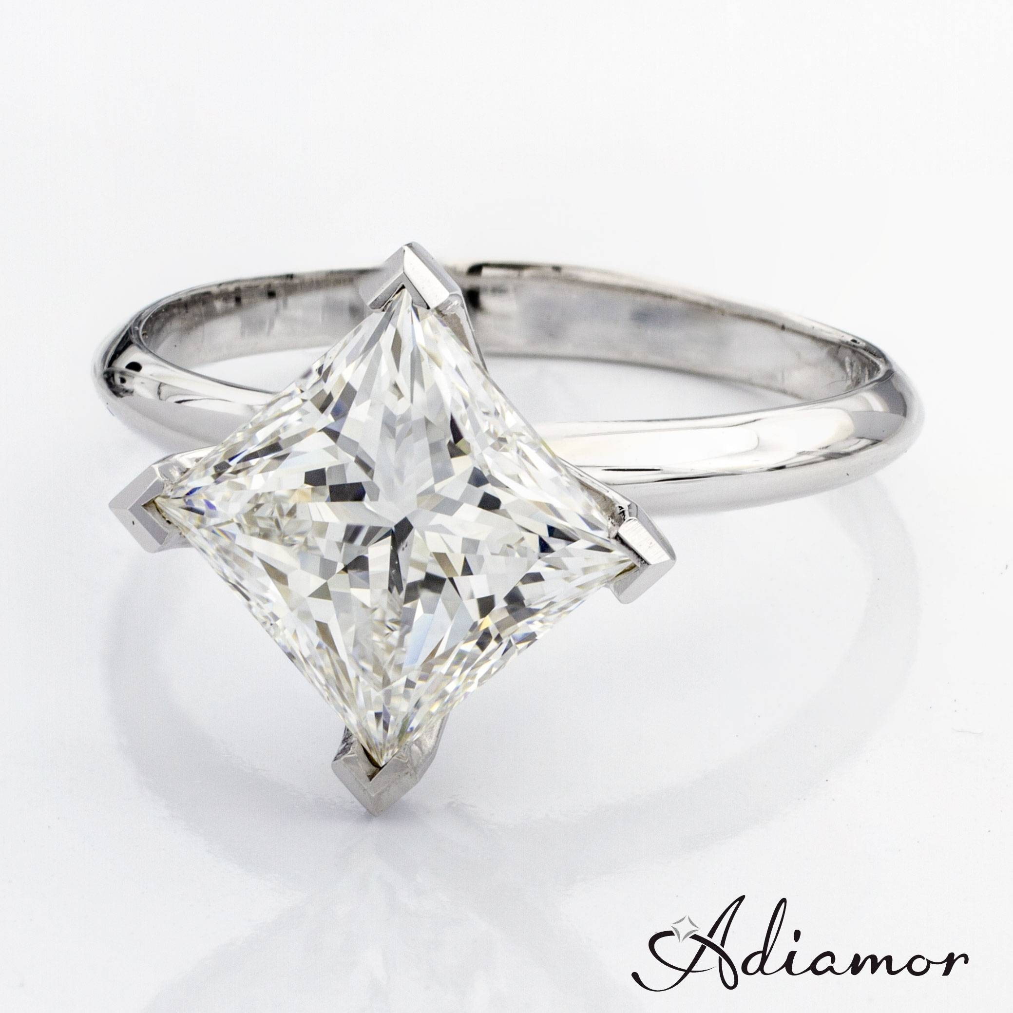 Custom Engagement Rings Archives – Adiamor Blog For Custom Engagement Ring Settings (View 7 of 15)