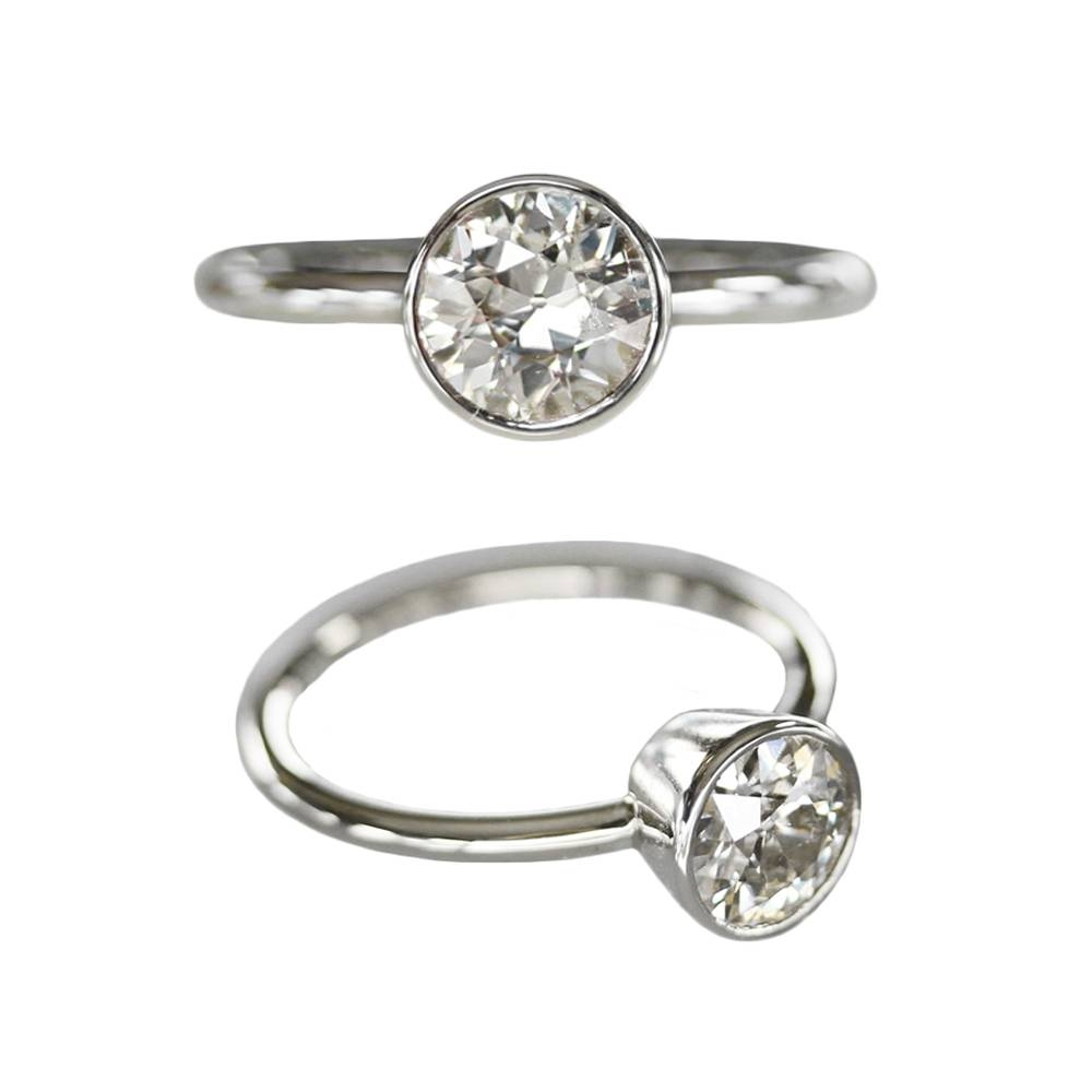 Custom Engagement Rings — Sophie Hughes | Handmade Jewelry With Regard To Custom Engagement Rings (View 5 of 15)
