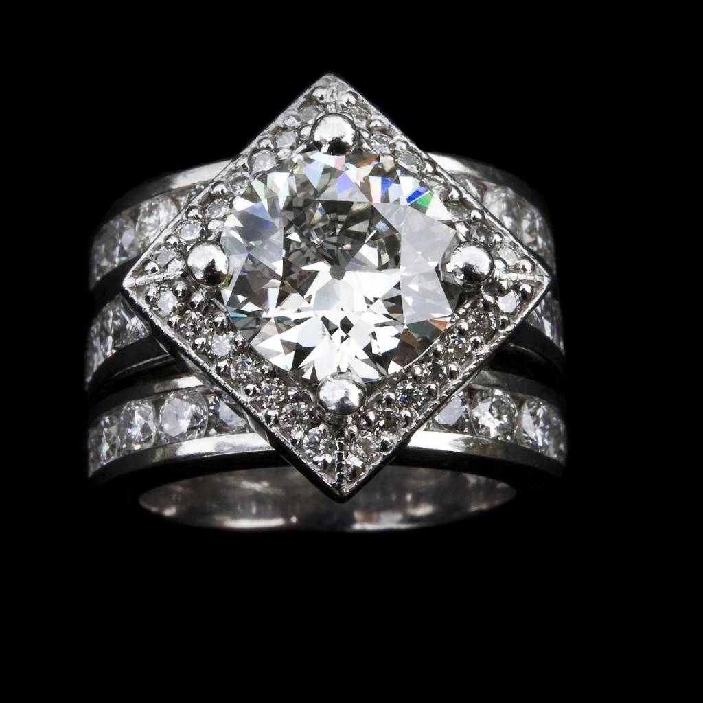 Custom Jewelry | Worthington Jewelers Regarding Custom Design Wedding Rings (View 3 of 15)