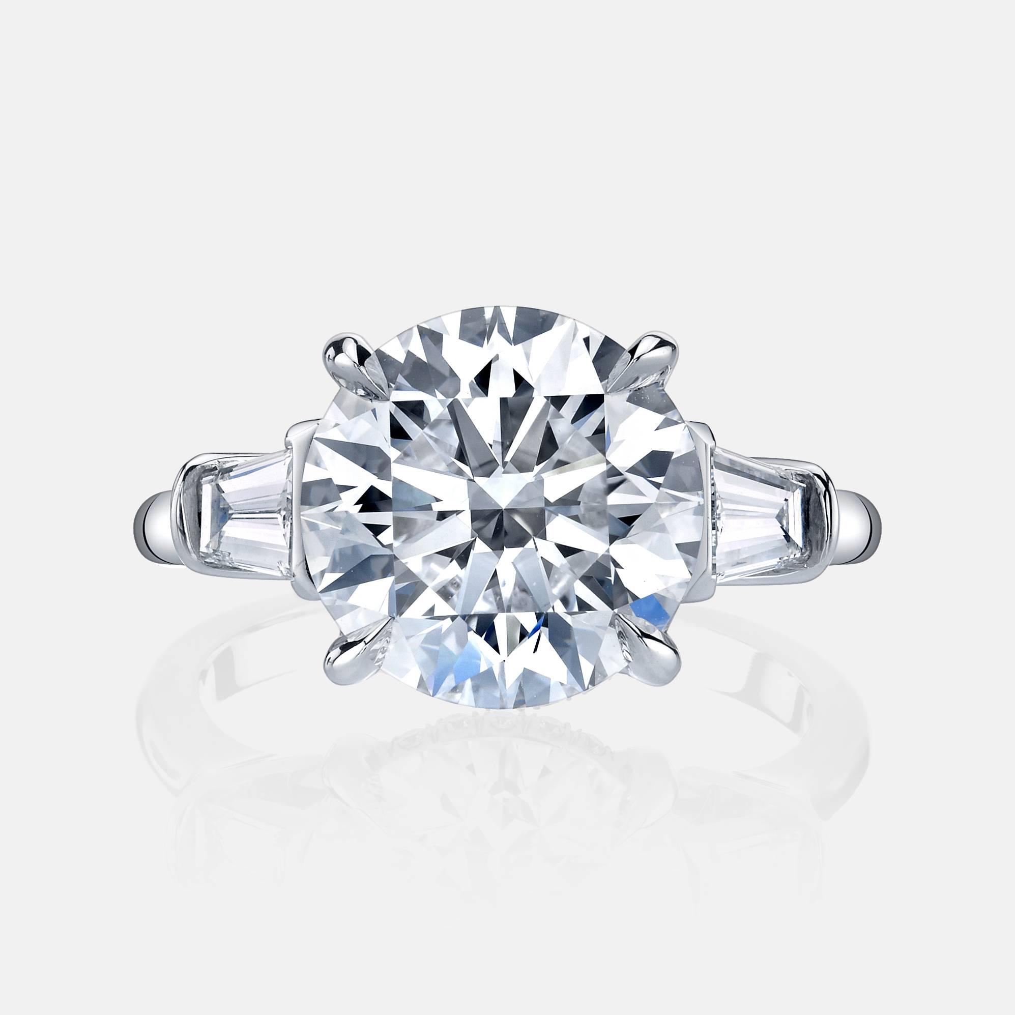 Custom Rings – Handcrafted Diamond Engagement Rings With Handcrafted Engagement Rings (View 15 of 15)