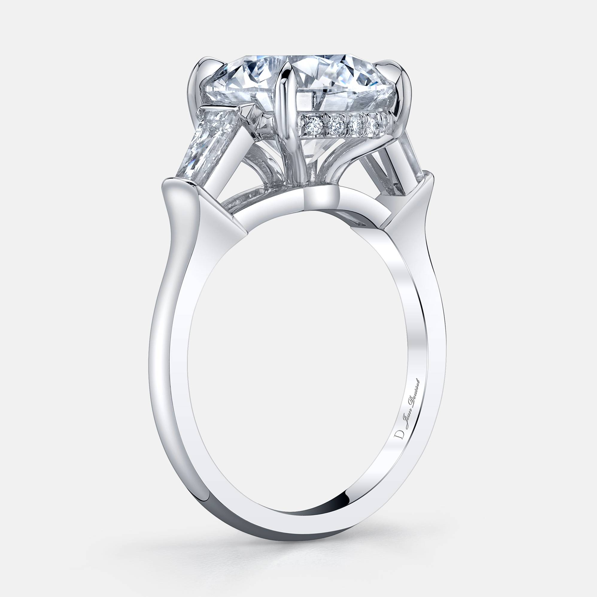 Custom Rings – Handcrafted Diamond Engagement Rings Within Custom Engagement Rings (View 10 of 15)