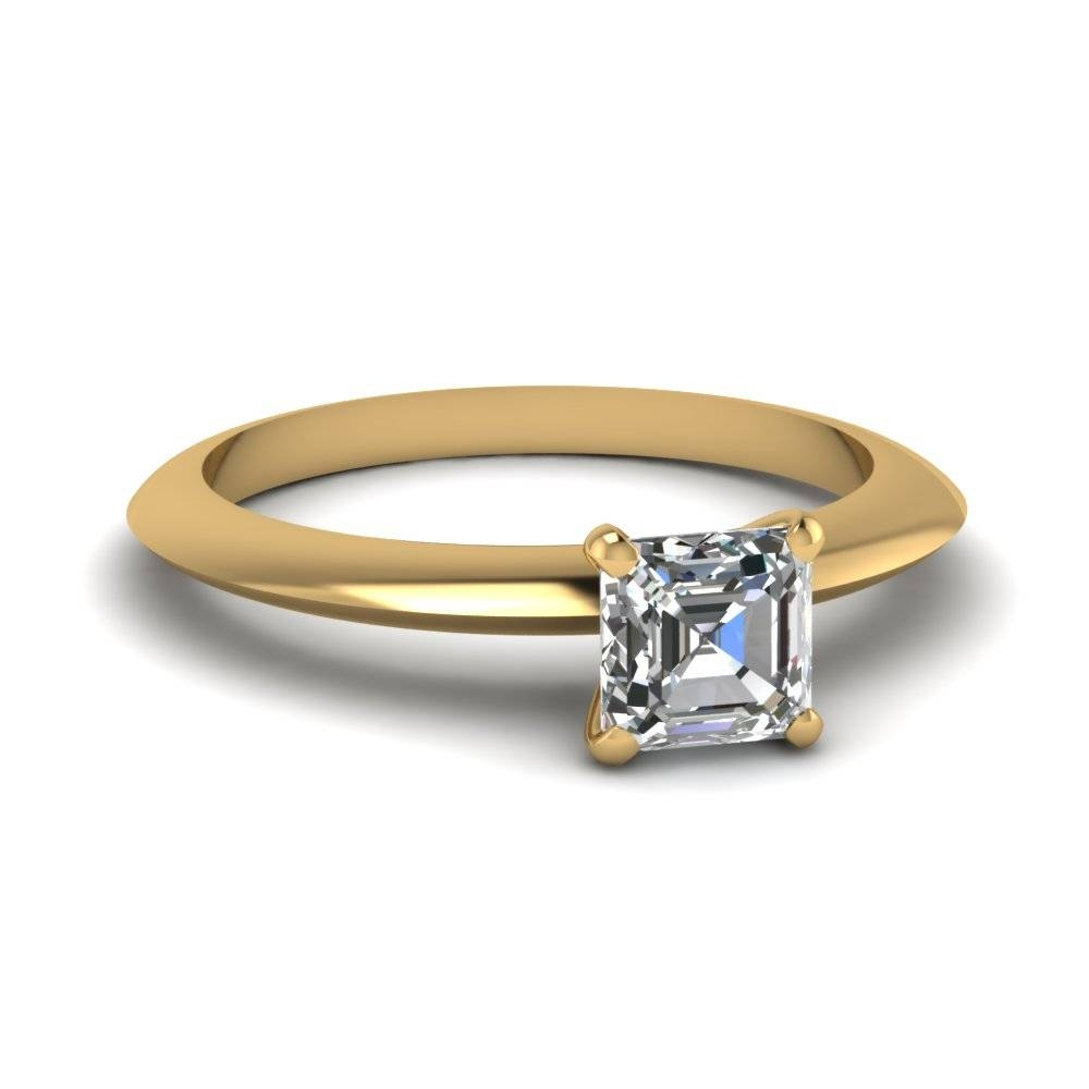 Customize Your Own Asscher Cut Engagement Rings | Fascinating Diamonds With Regard To Asscher Cut Wedding Rings (View 14 of 15)