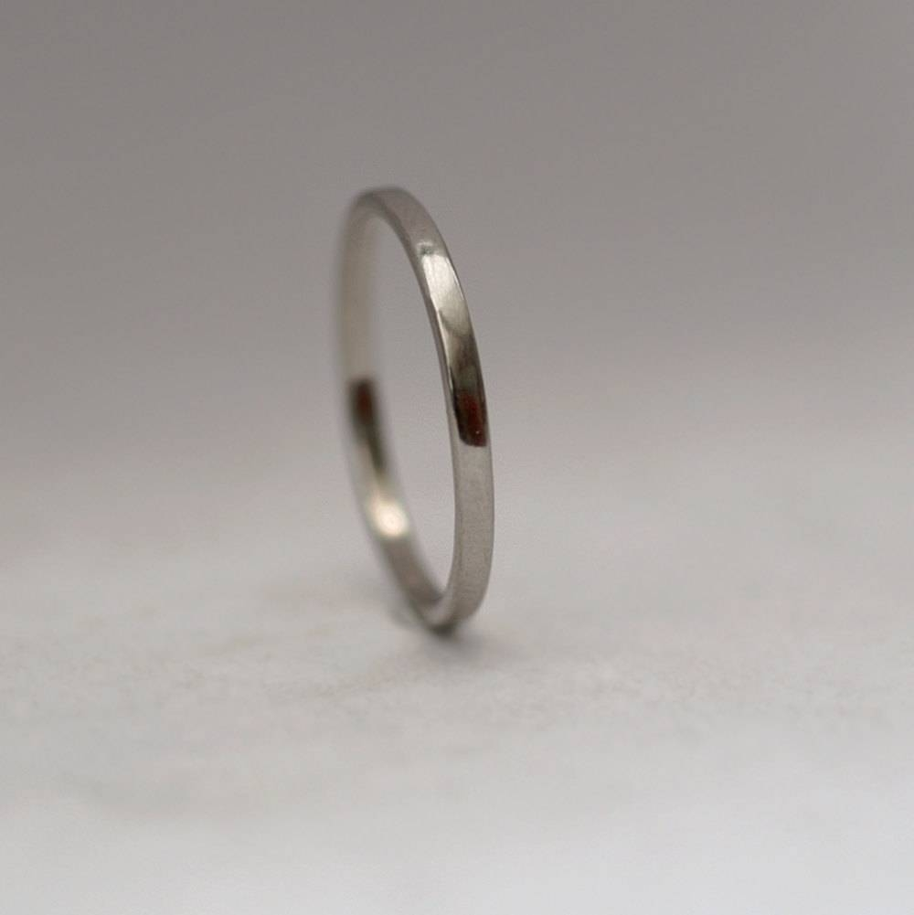 Dainty Palladium – Anna Rei Jewellery For  (View 6 of 15)