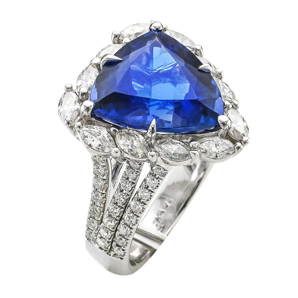 December Birthstone Facts / Gold And Diamond Blog Pertaining To Engagement Rings With December Birthstone (View 6 of 15)