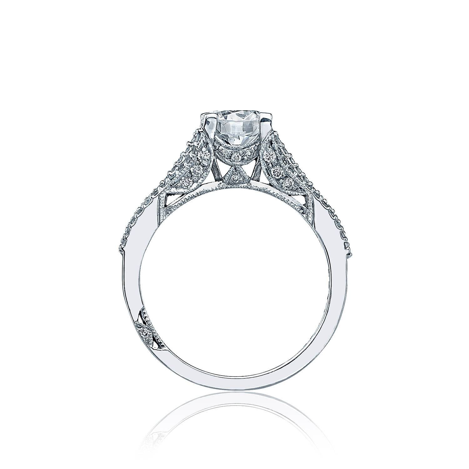 Define Your Desire With This Pretty And Feminine Engagement Ring Throughout Feminine Engagement Rings (Gallery 14 of 15)