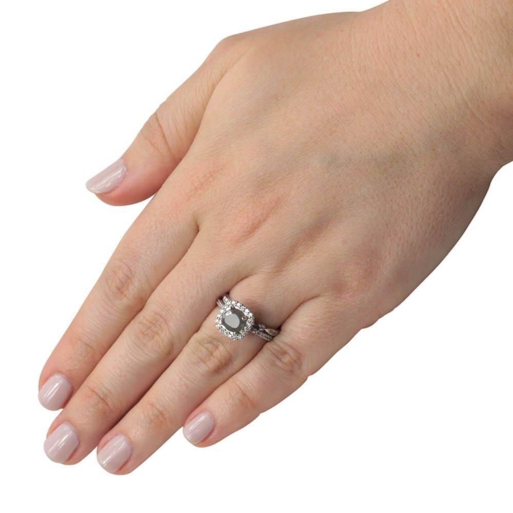 Diamond Wedding Band With Eternity Marquise And Dot Design Within Marquis Wedding Bands (View 5 of 15)