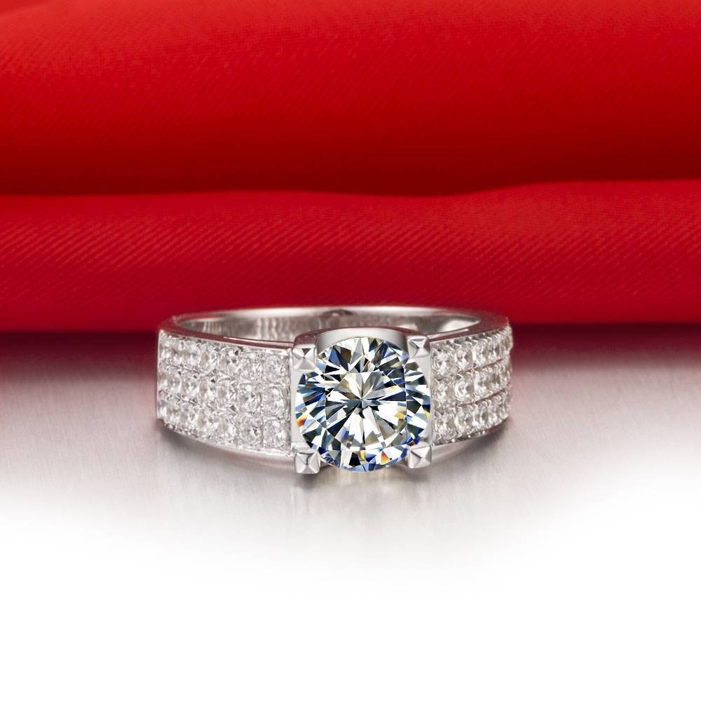 Featured Photo of 18 Karat Wedding Rings