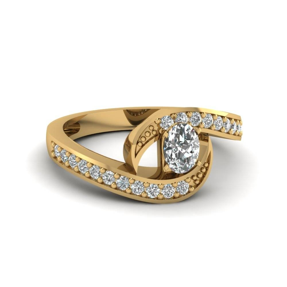 Discounted Engagement Rings | Fascinating Diamonds Intended For Interlocking Engagement Rings (Gallery 9 of 15)