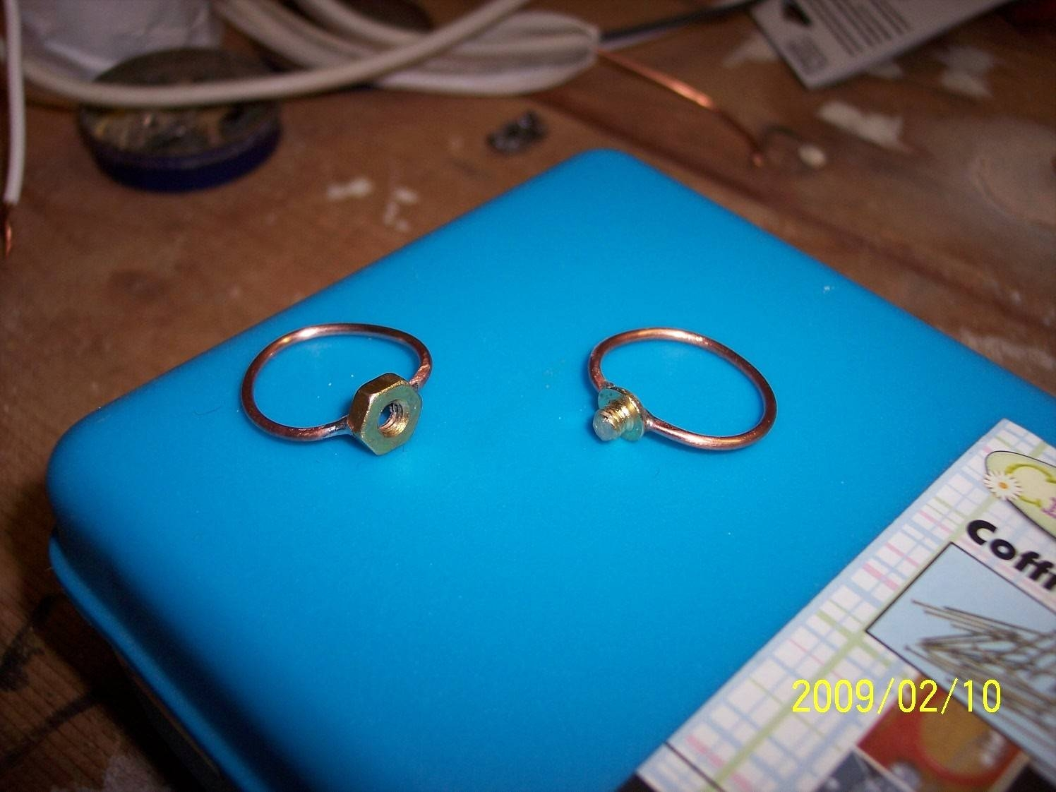 Diy Jewelry For Men For Homemade Engagement Rings (View 12 of 15)