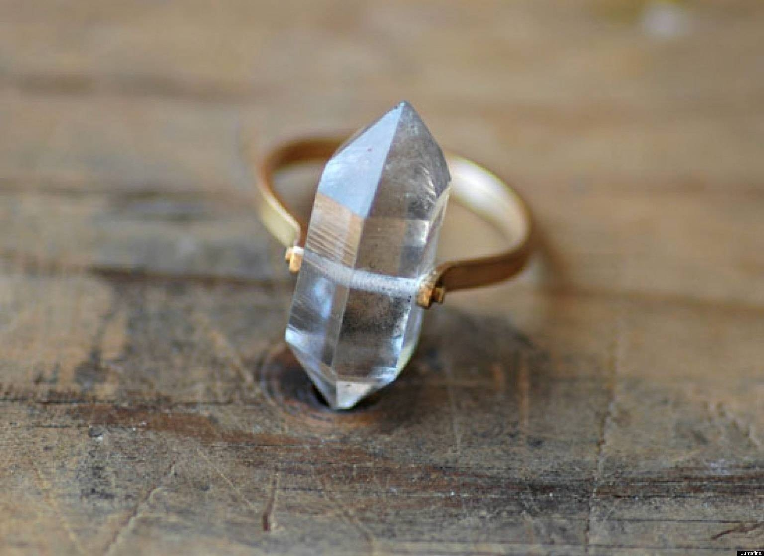 Don't Let Cloudy Jewelry Ruin Your Holiday Sparkle | Huffpost Pertaining To Homemade Engagement Rings (View 6 of 15)