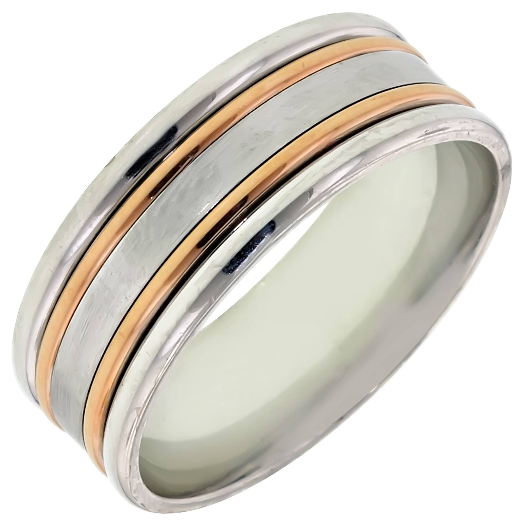 Featured Photo of Dora Mens Wedding Bands